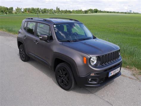 jeep renegade test jeep renegade eagle 140 ps diesel testbericht