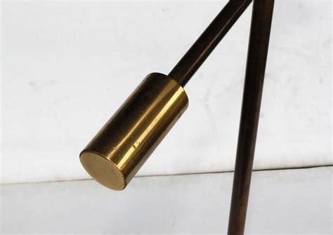 frederick cooper floor l vintage frederick cooper brass floor l at 1stdibs