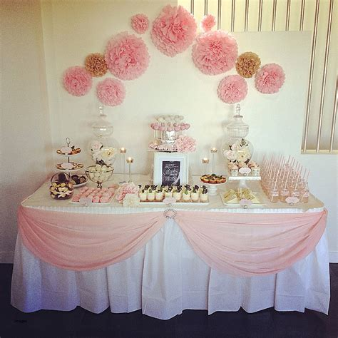 ideas for bridal shower table decorations baby shower cakes fresh cake table decorations for baby