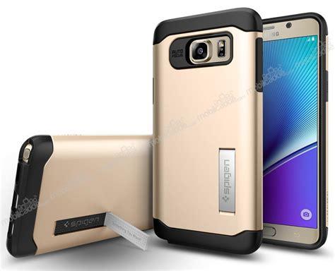 Slim Armor Samsung Note 5 Spigen Slim Armor Samsung Galaxy Note 5 Gold K箟l箟f