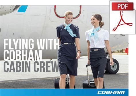 cabin crew cabin crew roles cobham aviation services