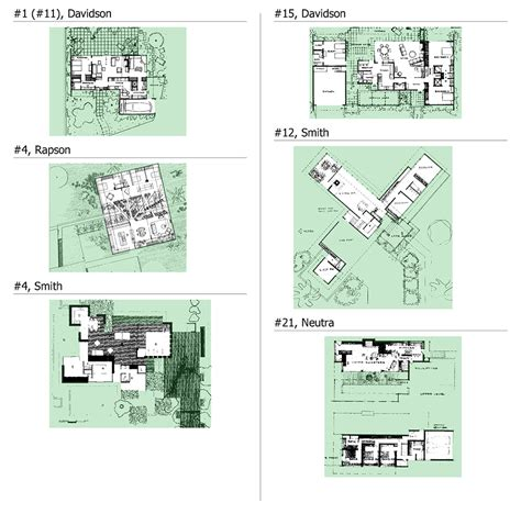 case study house plans case study houses archigraphie