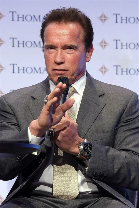 arnold boat line baselworld 2015 schwarzenegger launches new line of watches