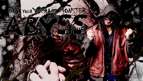 abyss tna wallpaper new quot the monster quot abyss wallpaper bugz wrestling wallpapers