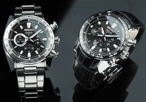 Jam Tangan Navi Black White the of horology katana seiko s cutting edge