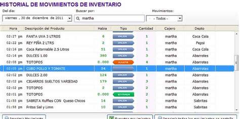 html imagenes en tablas tabla para inventarios de entradas y salidas jc mouse net