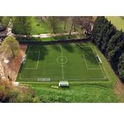 Rod Stewart Installs Seven A Side Pitch In Garden  Daily