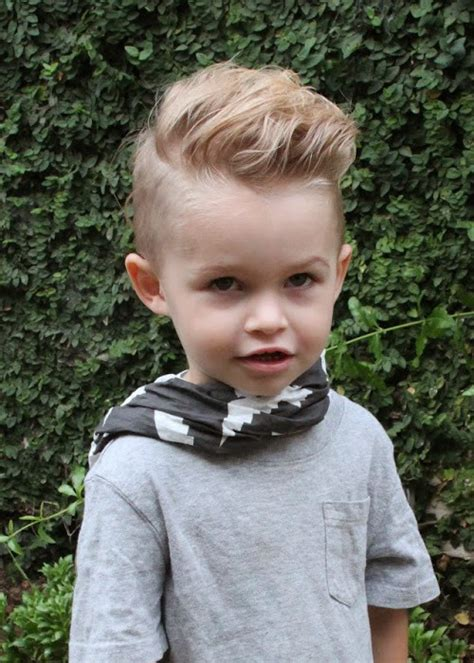 pompedur haircuts for kids 50 cute toddler boy haircuts your kids will love