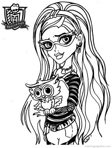 printable adult coloring pages monsters monster high coloring pages 21 free printable coloring