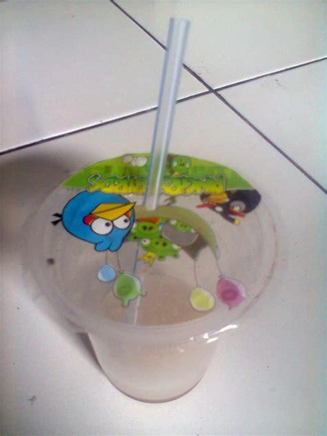 Alat Press Gelas Plastik Bekas kerajinan daur ulang gelas plastik bekas minuman