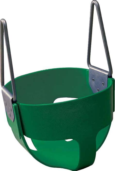 swing bucket seat playground equipment swing seats enclosed bucket
