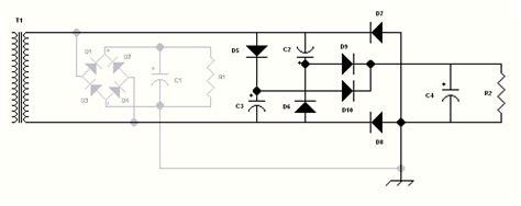 ac472m capacitor datasheet diode bridge voltage doubler 28 images measure generator hackaday power supplies