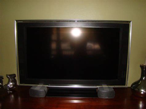 Tv Flat Lcd Sony sony hd tv 40 quot flat screen bravia xbr kdl40xbr4 ebay