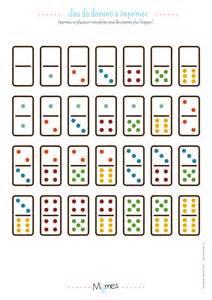 jeu de dominos 224 imprimer momes net