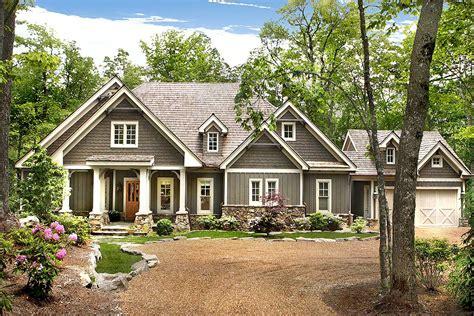 cozy cottage plans cozy cottage with dual master suite 15792ge