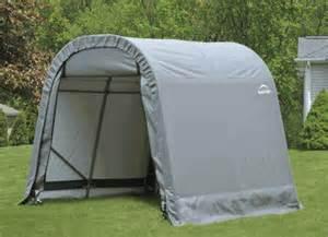 item portable garage carport 2 car shelter 22x20x10 bed