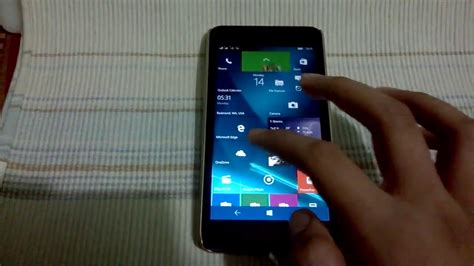 windows 10 mobile build 14283 review on lumia 640 works great video lumia 640 fails to run 16 apps in background on