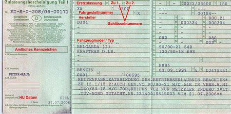Fahrzeugschein Im Auto by Kfz Kostenvoranschlag Formular Kostenlos Schnell