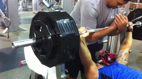 marcus dupree bench press stephen paea benching 455 youtube