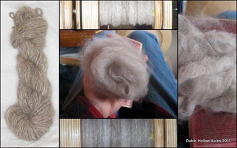 cat fur knitting fiber arts friday cat hair yarn alpacabytes 171