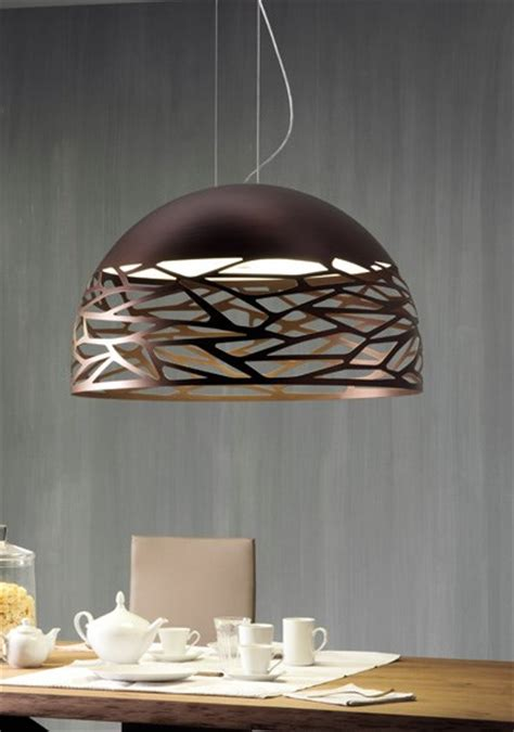studio italia design lighting coppery bronze finish
