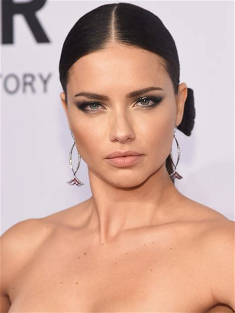 discover the latest hairstyles and find out how to recreate them for images adriana lima