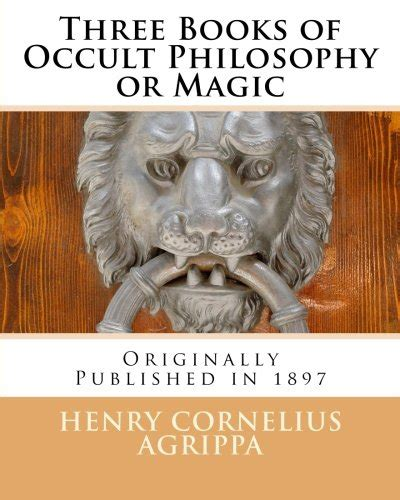 three books of occult philosophy llewellyn s sourcebook books ebook three books of occult philosophy or magic free pdf