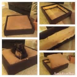 Large Dog Beds Cheap Nana Next Door Diy Platform Dog Bed