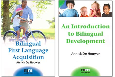 child language acquisition and development books recommended resources books on bilingual acquisition by