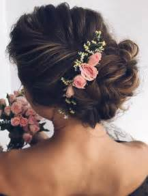 fashion forward hair up do best 25 flower hairstyles ideas on pinterest bridal