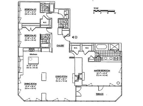 Apartment Floor Plans In New York City Spectacular Views And Urbane Style Shape Gorgeous New York