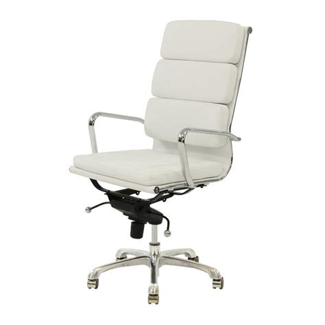 Great Awesome Ikea White Leather Office Chair Regarding White Desk Chair Ikea