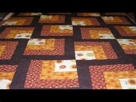 beginner quilt blocks easy log cabin quilt
