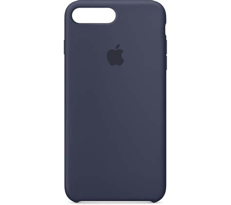 Iphone 7 Plus Silicon Midnight Blue buy apple silicone iphone 7 plus midnight blue