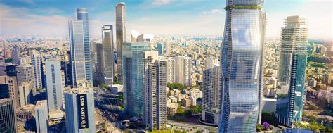 tel aviv future skyline how is tel aviv s skyline going to look like in 10 years