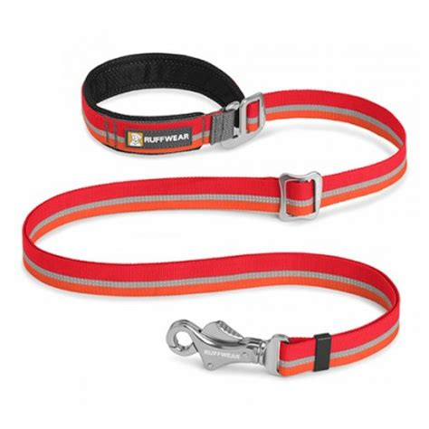 with leash ruffwear slackline leash leashes collars leashes tags supplies