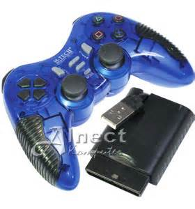 Karet Stick Stik Ps2 Getar Standart jual gamepad 2 4ghz wireless usb single getar m tech gamepad controller alnect komputer web