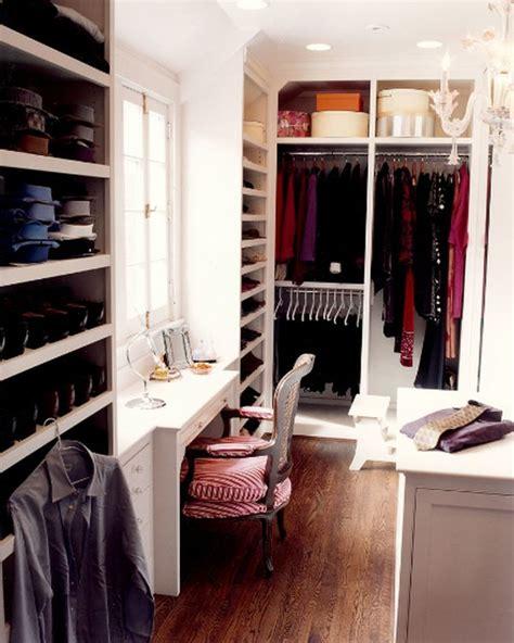 walk in closet designs a girl s walk in closet design ideas