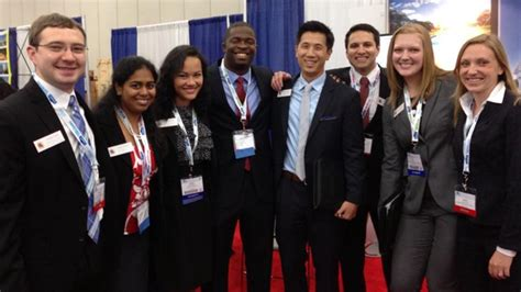 Black Mba Magazine by Terps Shine At 35th Annual Nbmbaa Conference Robert H