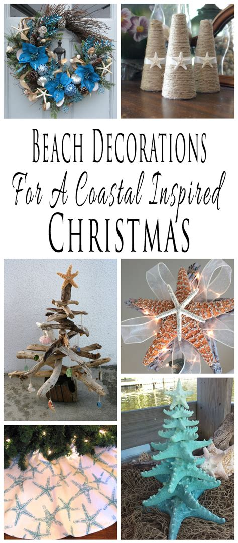 amazing beach inspired christmas decor 22 on home images