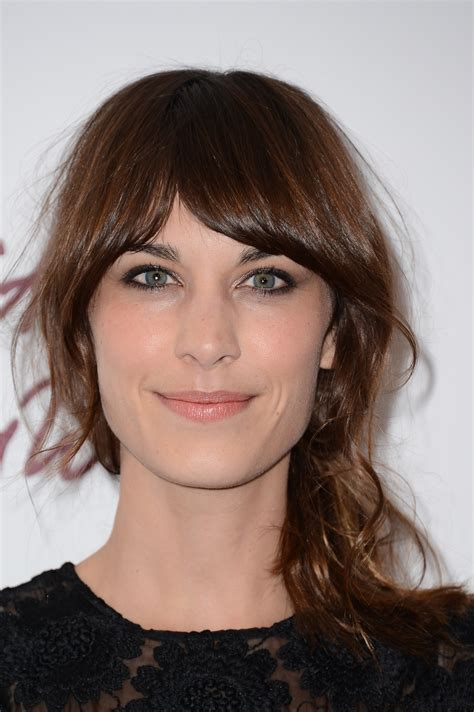how to center part bangs part your bangs 10 easy ways to style a deep side part