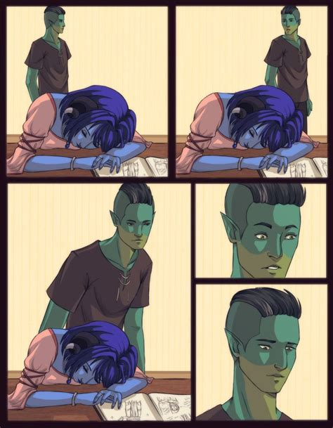 fjord and jester underwater kiss jester x fjord critical role caign 2 geeks and