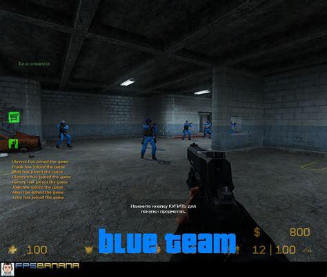 Blue Pack Vs blue vs skin pack counter strike source skin mods