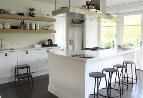 floating kitchen island houzz floating vent hood