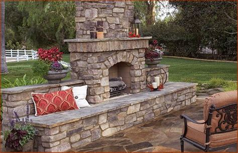 top outdoor wood burning fireplace kits building outdoor