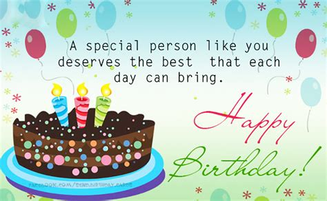 Birthday Card For A Special Person Happy Birthday To A Special Person My Blog