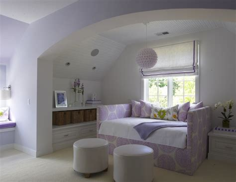 lilac color paint bedroom adorable lilac girl s bedroom with lilac walls paint color beadboard ceiling purple