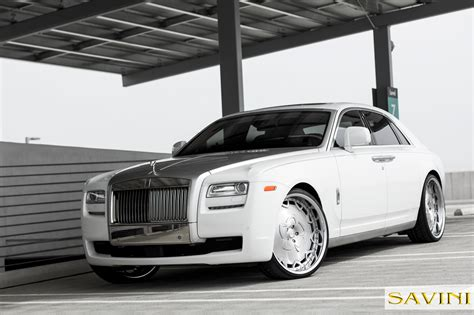 rolls royce wheels ghost savini wheels