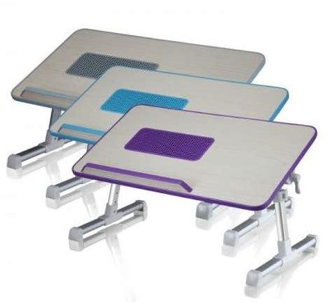 Meja Laptop Portable Dengan Cooling Fan meja laptop premium a8 v4 wolusiji
