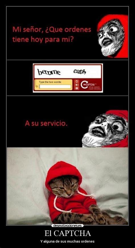 Captcha Memes - el captcha desmotivaciones